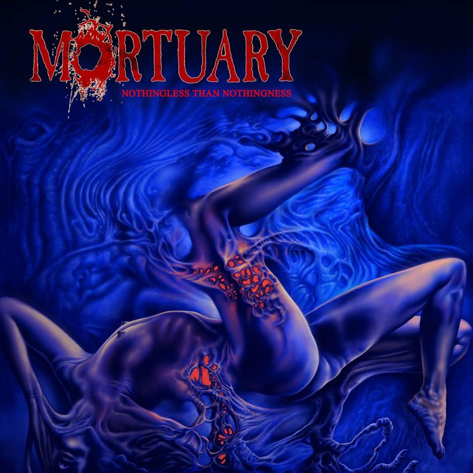 Pochette Album Mortuary