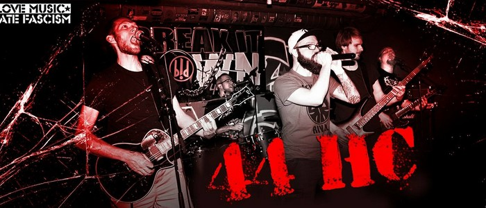 German hardcore band