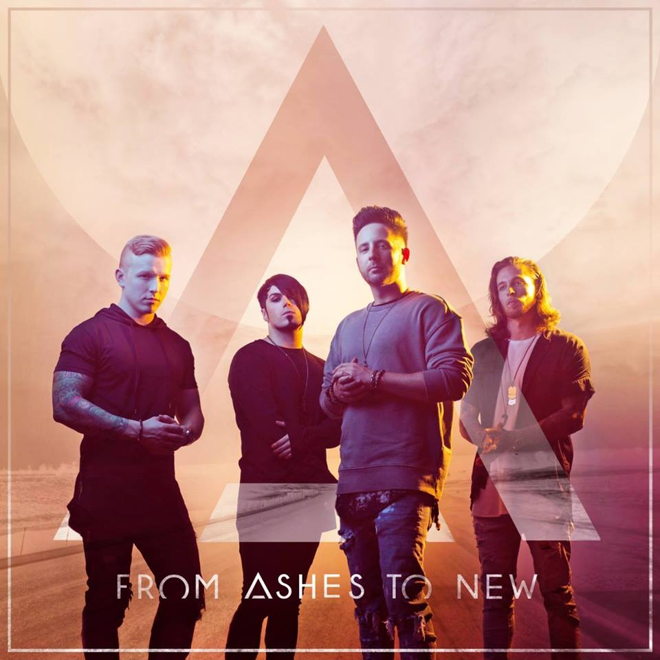 From Ashes To New : biography, discography and more