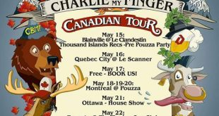 Charlie Bit My Finger - Tour Dates