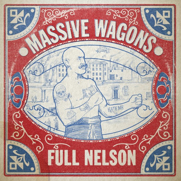 Massive Wagons - Artwork