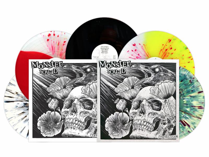 Monster Squad - Vinyl