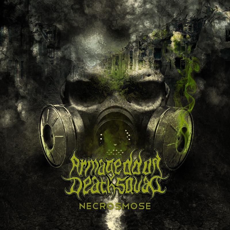 Armageddon Death Squad - Album artwork