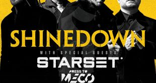 Shinedown - Press to MECO Tour