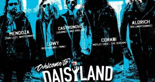 The Dead Daisies - Tour