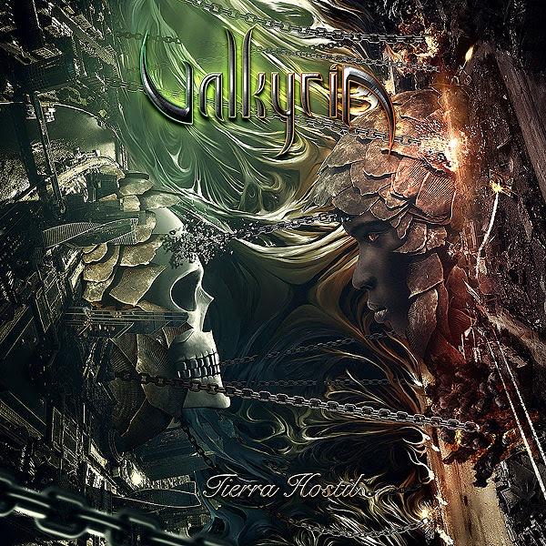 Valkyria - Album cover