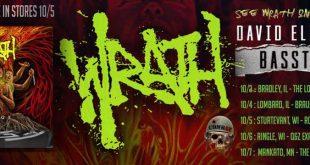 Wrath tour dates