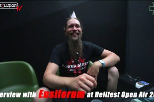 Ensiferum at Hellfest 2018