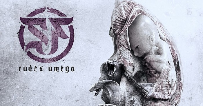 Septicflesh - Codex Omega - Artwork
