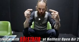 Solstafir Interview Hellfest