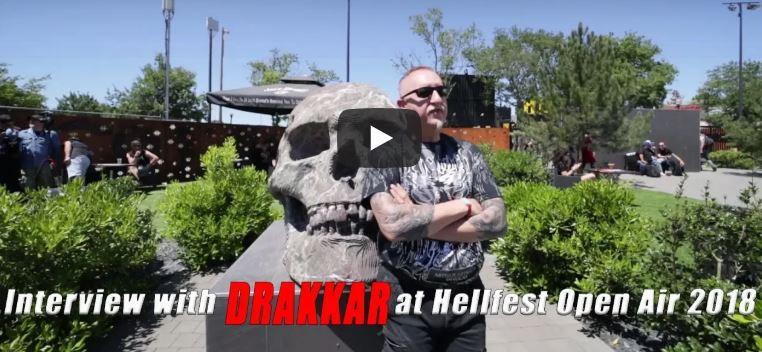 Drakkar @ Hellfest