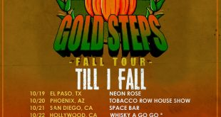 Gold Steps - Tour
