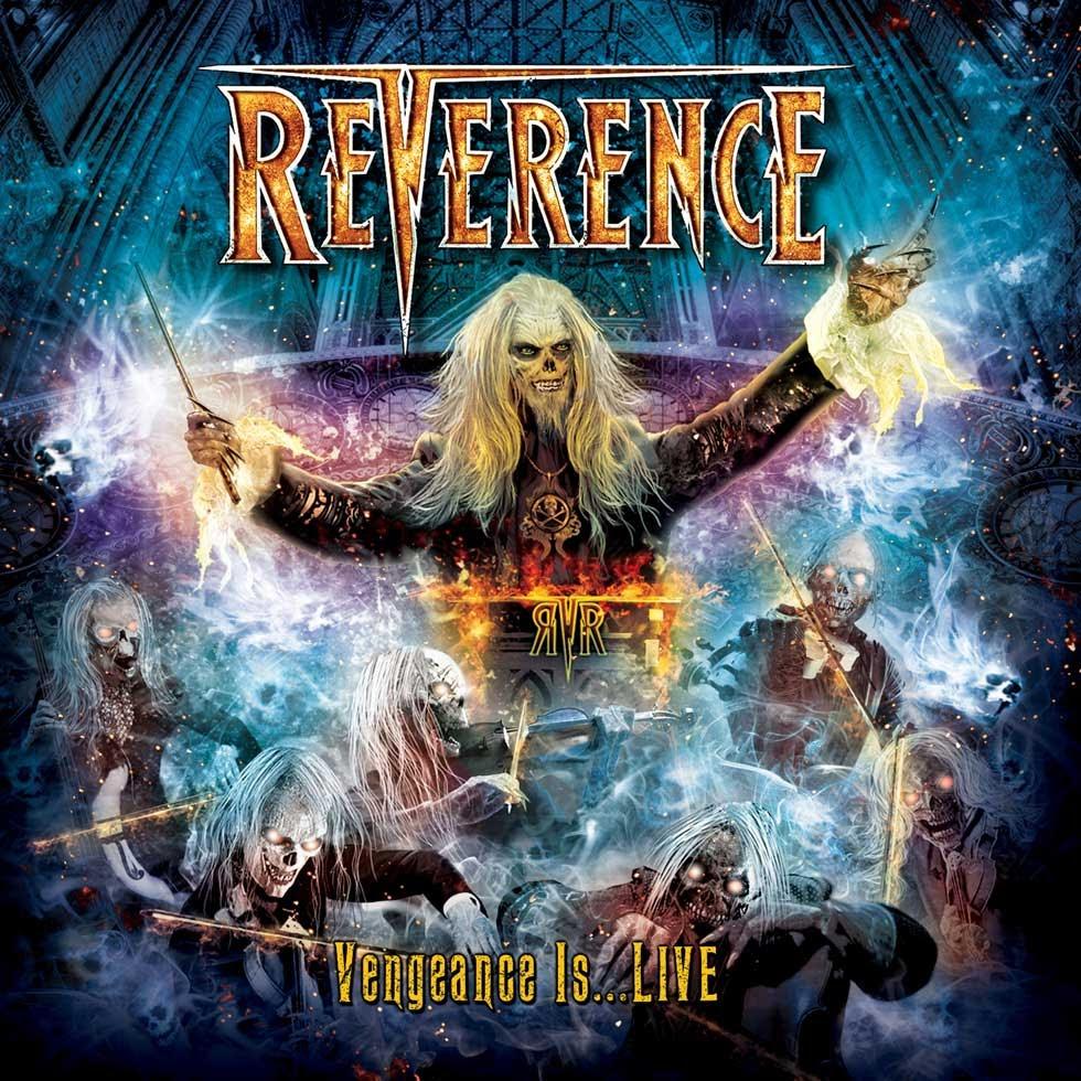 Reverence - Album artwork