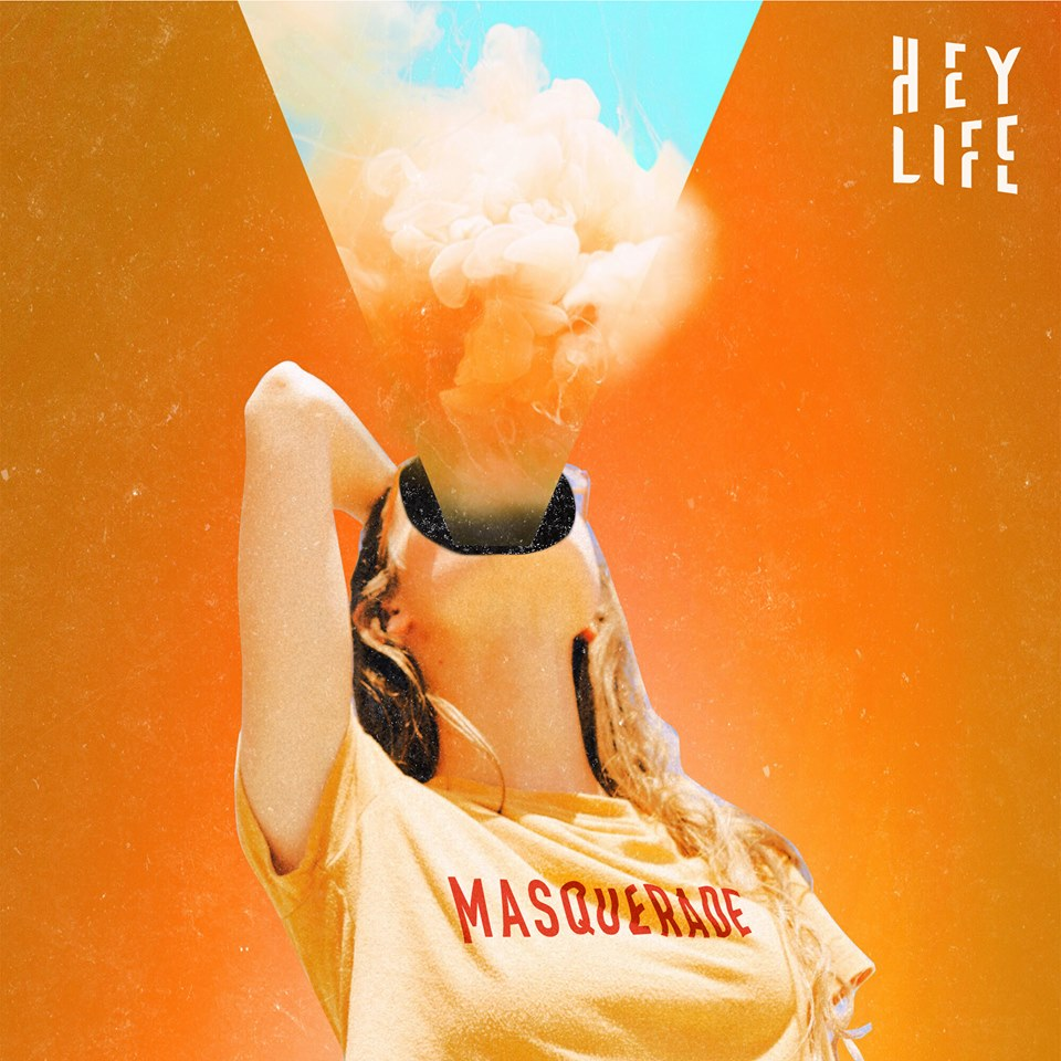Hey Life - EP artwork
