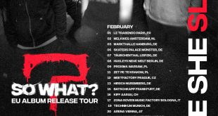 While She Sleeps - tour dates