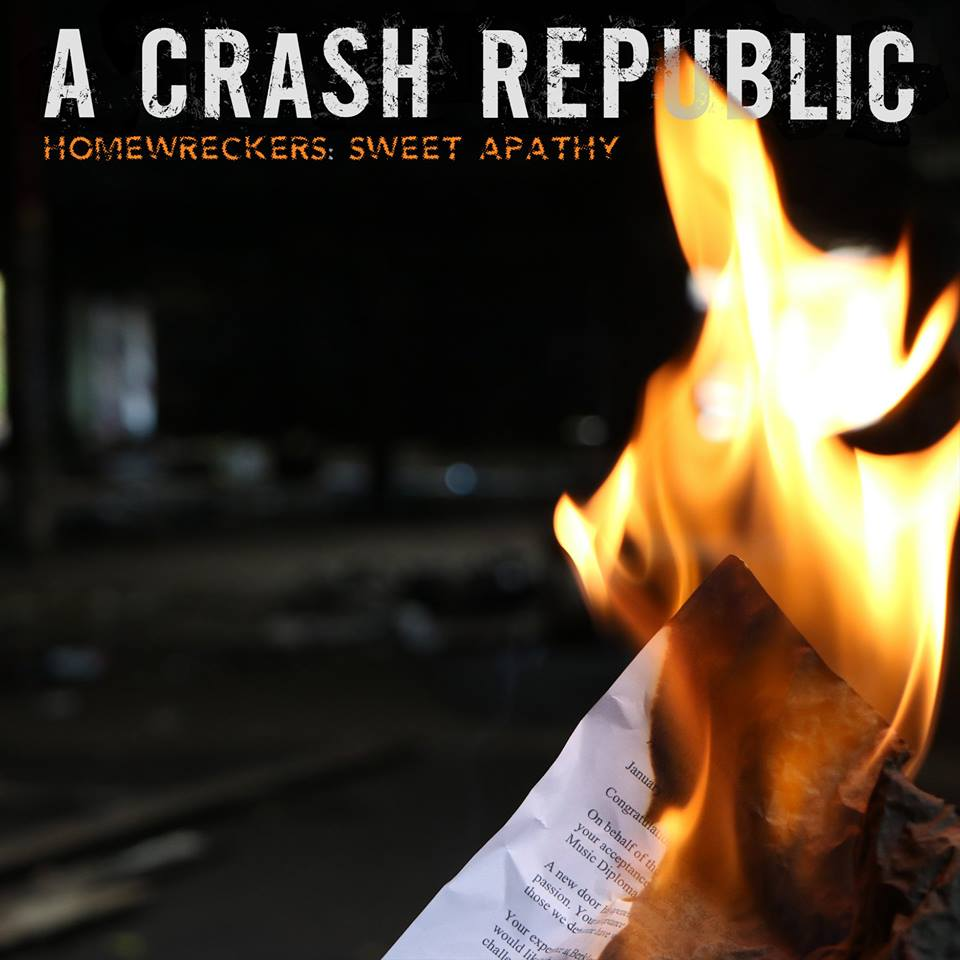 A Crash Republic - Ep Artwork