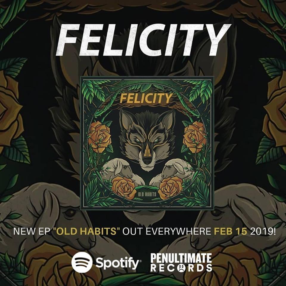 Felicity - Album artwork
