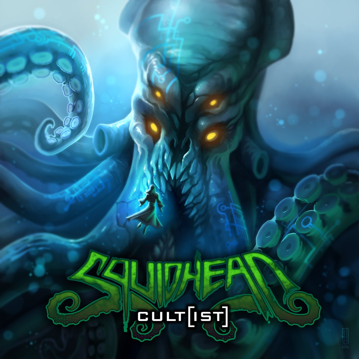 Squidhead - Album artwork