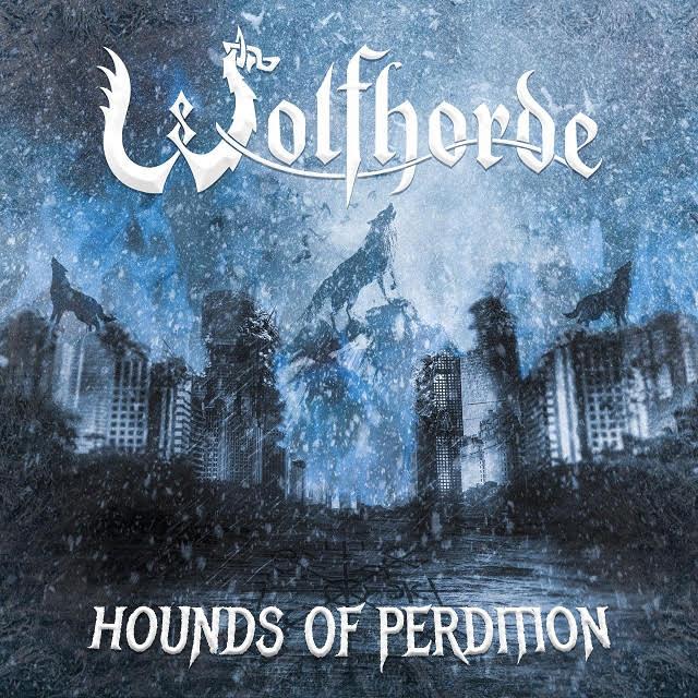 Wolfhorde - Album artwork