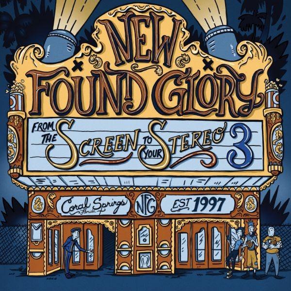 New Found Glory - Album artwork