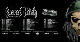 Sacred Reich - Tour Dates
