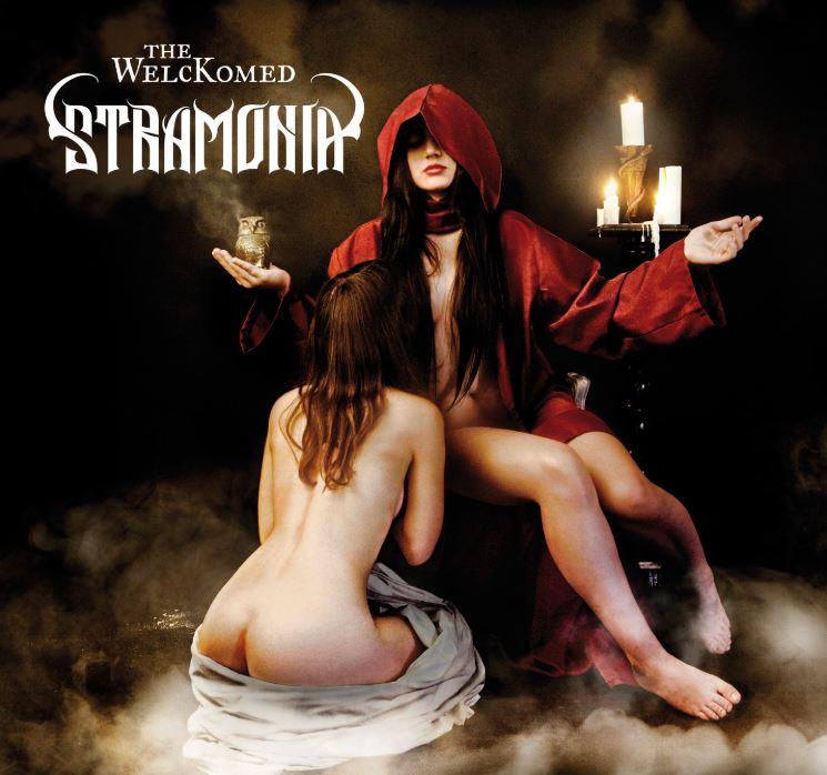 Stramonia - Album artwork