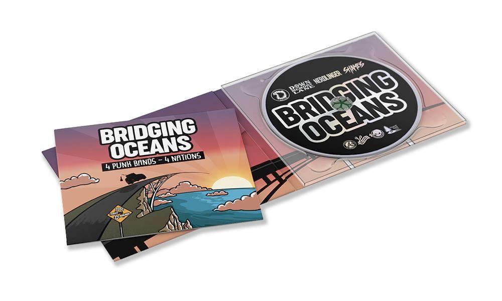 """Bare Teeth - """"Bridging Oceans"""" - Split Visual"""