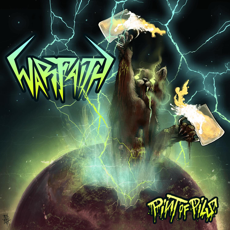 Warfaith - Pint of Pils (Artwork)
