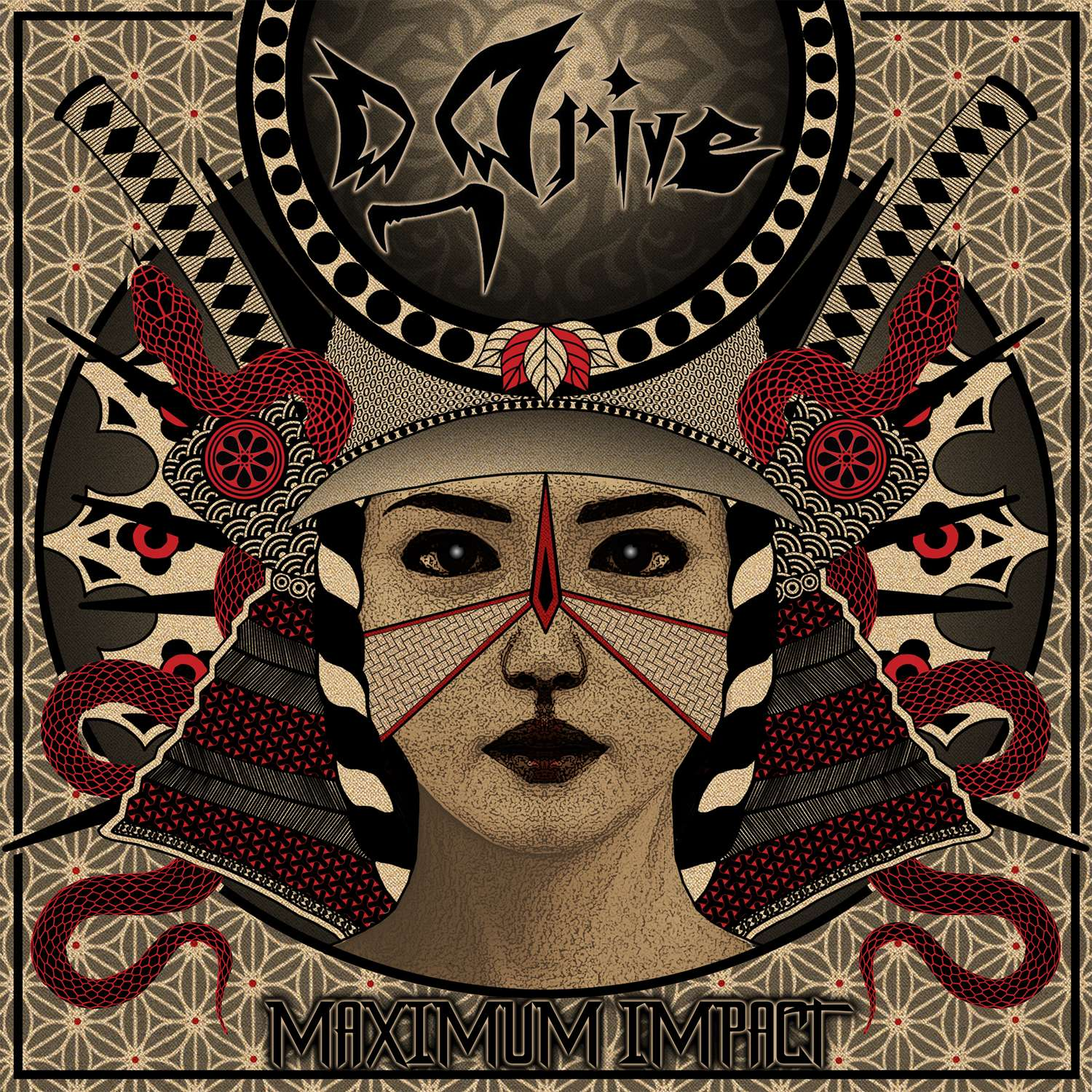 D_Drive - Album artwork