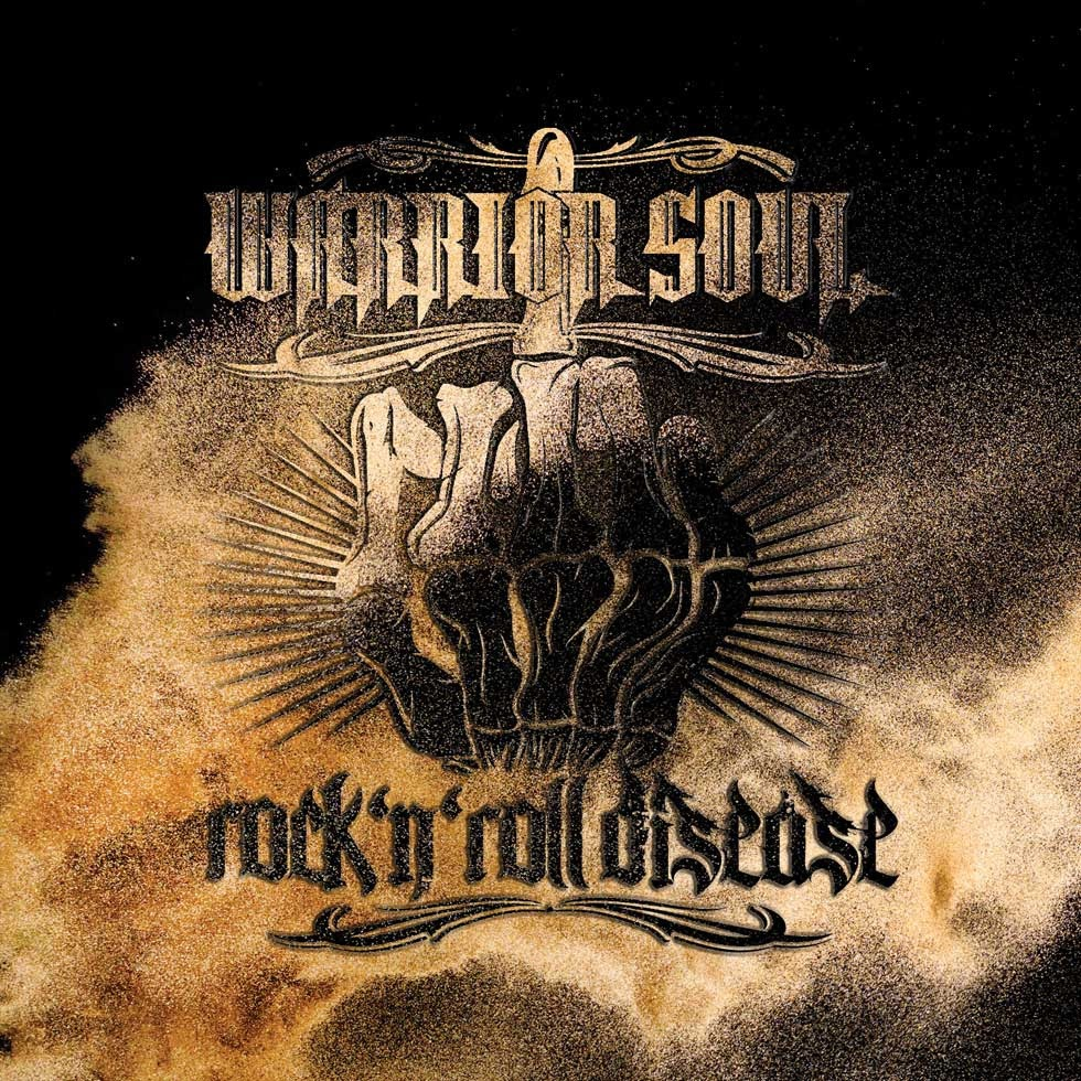 Warrior Soul - Album artwork