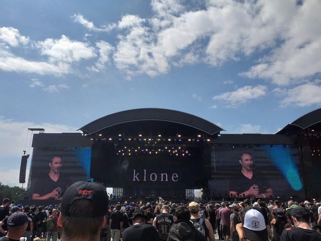 Hellfest 2019 - KLONE