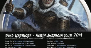 Iron Kingdom Tour Dates