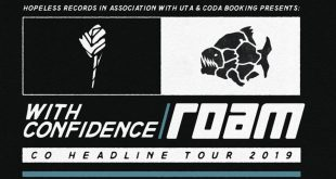 Roam tour dates