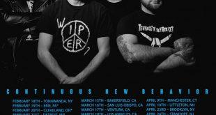 The Cryptics - USA tour 2020