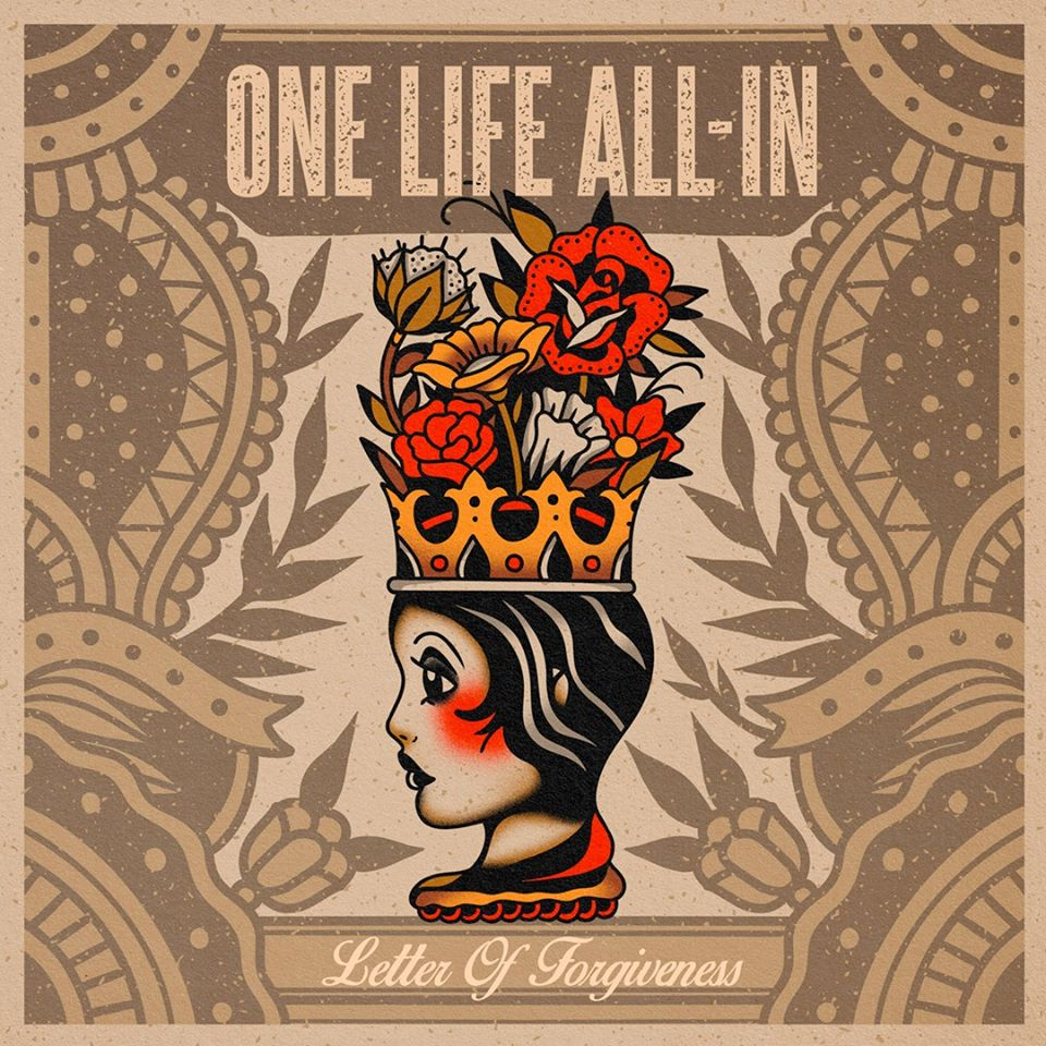 One Life All-In - EP Artwork