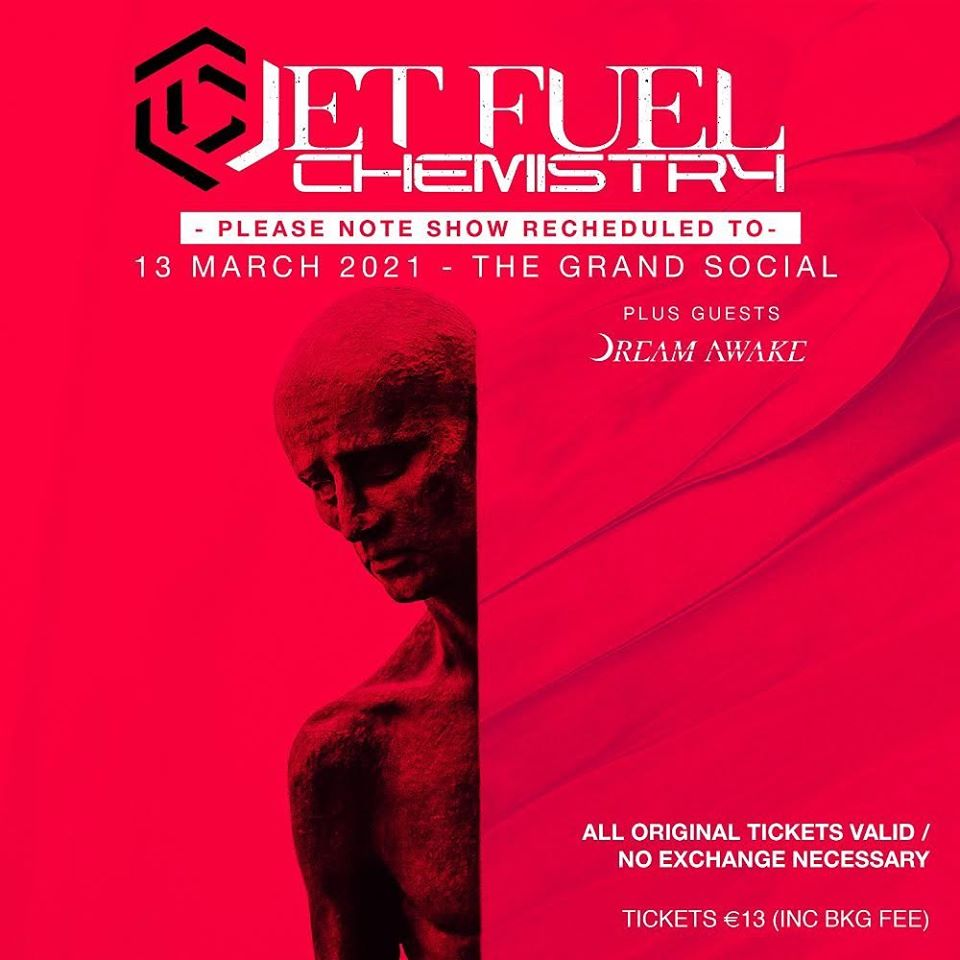 Jet Fuel Chemistry - Release Show