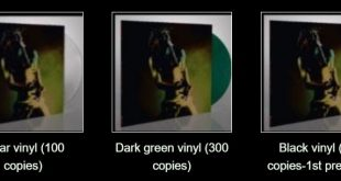 Christian Death - Vinyl