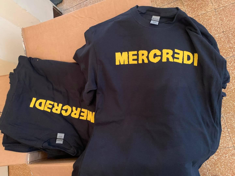 Mercredi - Tshirt
