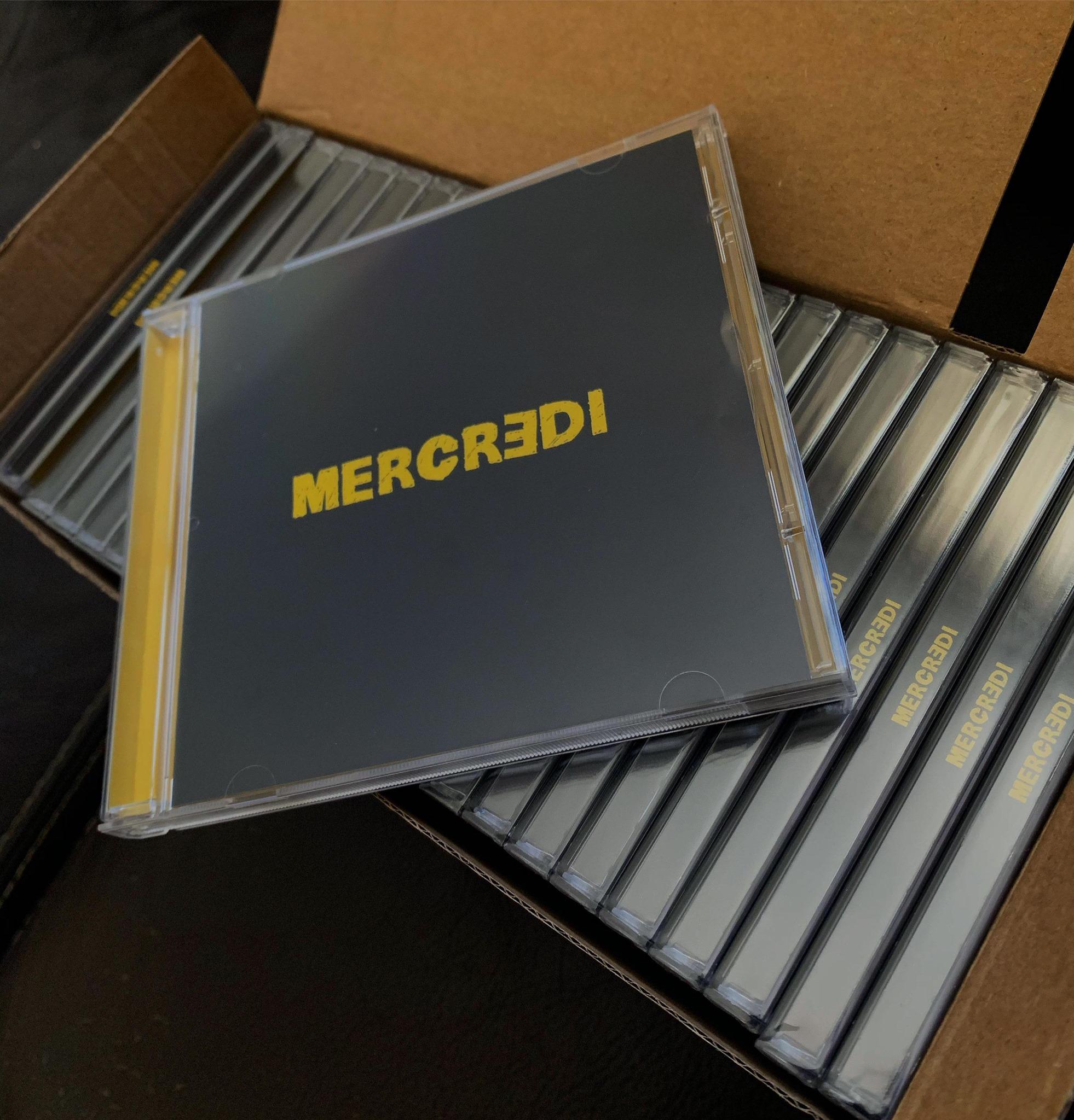 Mercredi - CD