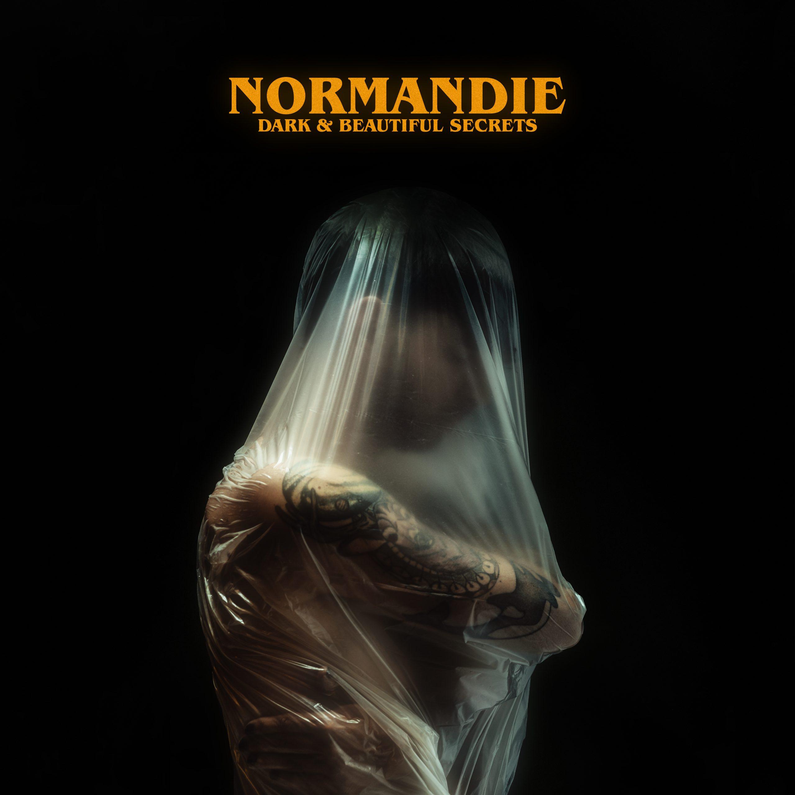 Normandie - Dark & Beautiful Secrets - album Artwork