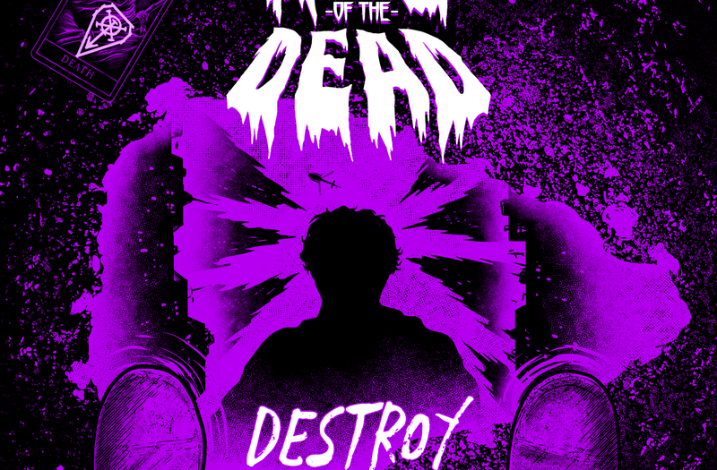 King of the Dead - Artwork