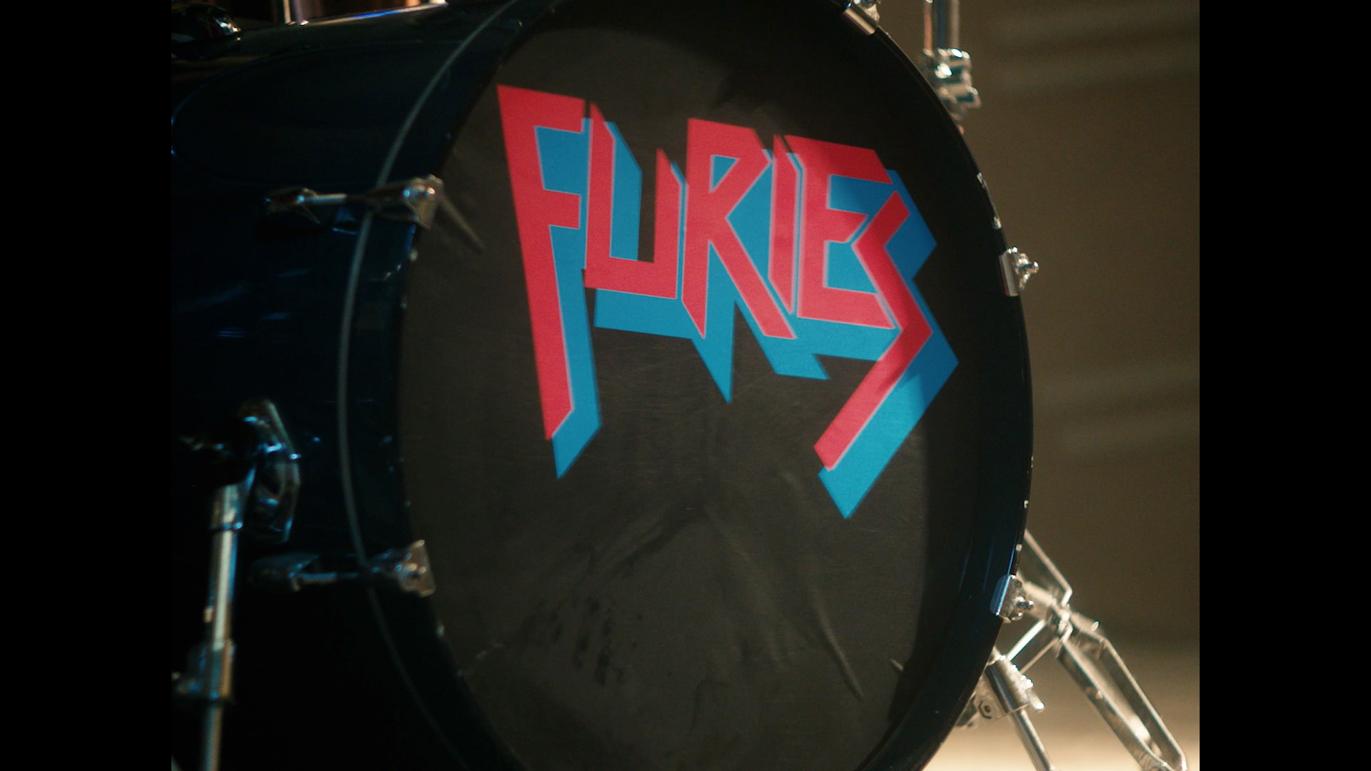 Furies - Drum head sticker
