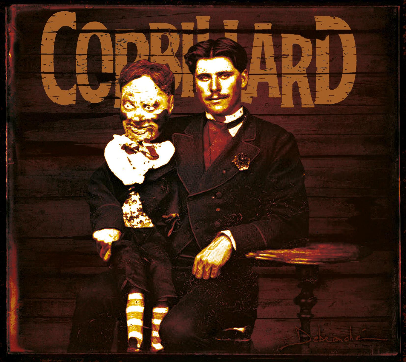 Corbillard - Album artwork