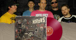 The Moröns Vinyl Release - Official