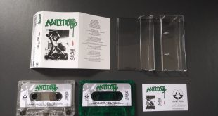 Antidote - Tape reissue