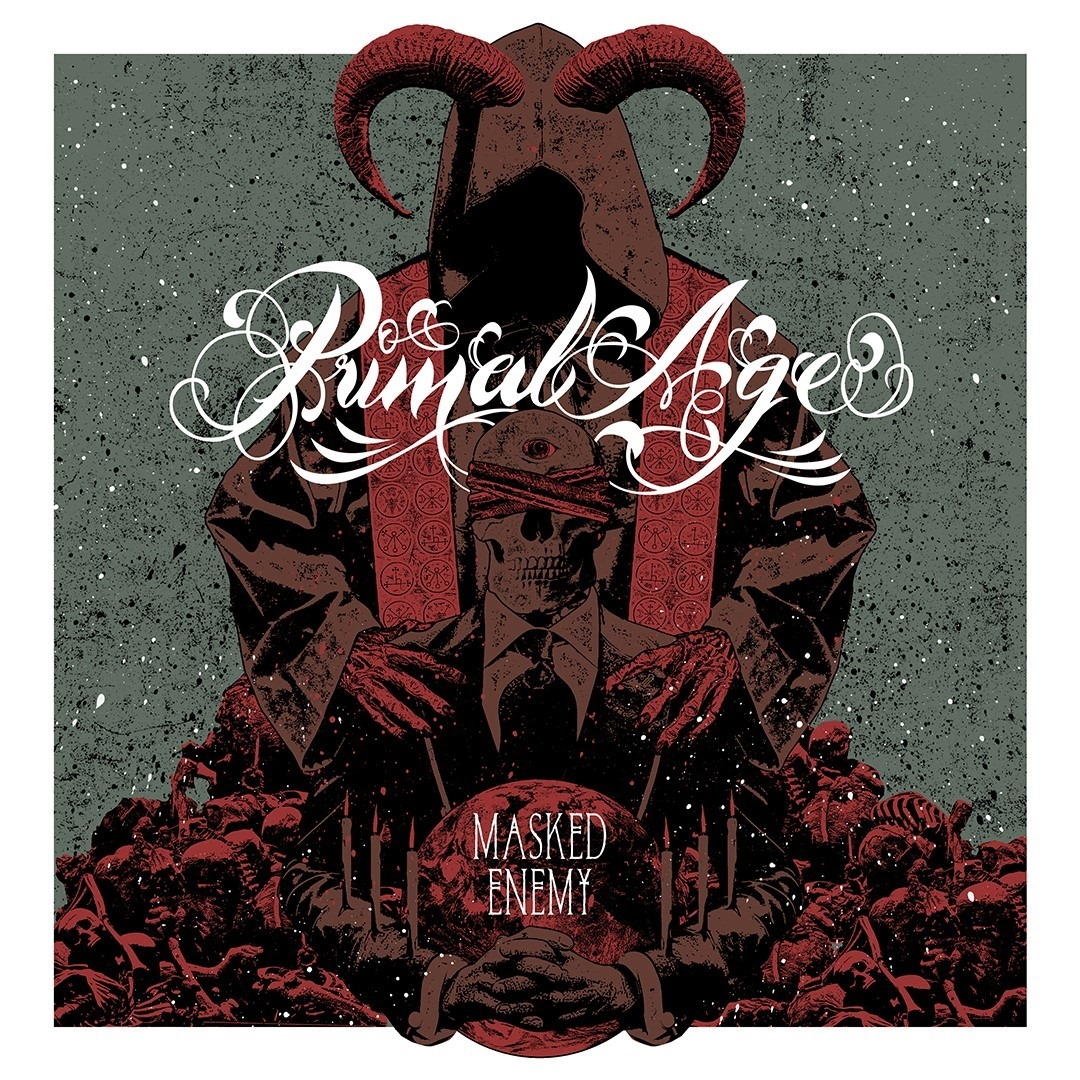 Primal Age - Album artwork