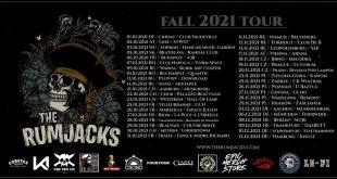 The Rumjacks - Tour Dates